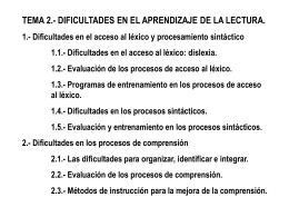 Tema 2 diapositivas