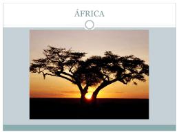 POBLACIÓN EN ÁFRICA