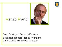 Renzo Piano(bOm1183)..