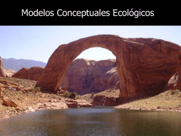 Modelos Conceptuales Ecologicos