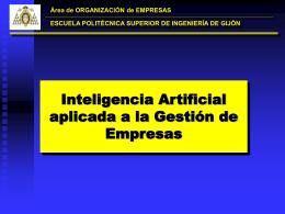 Que es un Sistema Experto - Grupo de Ingeniería de Organización