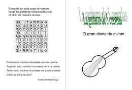 La Guitarra de 5 Cuerdas - Escuela Miguel Hernández