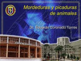 Mordeduras y Picaduras de Animales