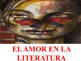 el amor en la literatura – miss irene