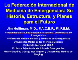 Conferencia sobre la Historia, Estructura de IFEM