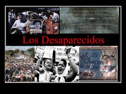 Los Desaparecidos - Auburn City Schools