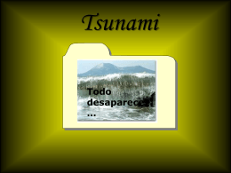 tsunami - IES Salvador Victoria