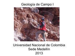 Rocas sedimentarias – Clasificación - Docentes