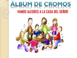 Actividades-álbum Domingo VI de Pascua. ( B)