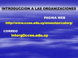 FREDERICK TAYLOR - Facultad de Ciencias Económicas y de