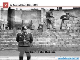 La crisis de Berlín