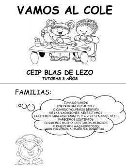 Documentos de ayuda para los padres durante el