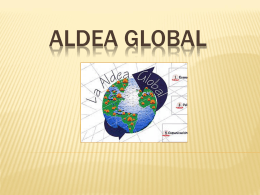 Aldea Global - WordPress.com