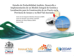 Proyecto Puerto Arauco
