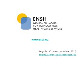 Presentación ENSH
