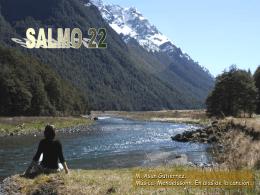 Salmo 22 - Cuaresma 4A