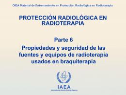 06. Propiedades y seguridad de las fuentes y equipos de