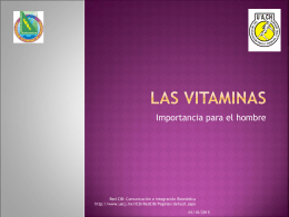 Las vitaminas-CJ