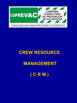 CRM - coprevac