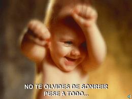 No Olvides Sonreir