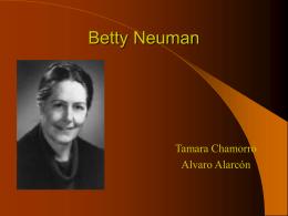 Betty Neuman - Enfermería JW