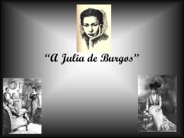 A Julia de Burgos (834048)