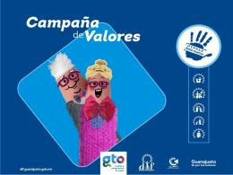 Campaña: Valores Empresariales