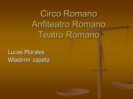 Circo Romano - Patricio Alvarez Silva