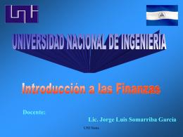 [PD] Presentaciones - Introduccion a las finanzas.pps