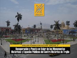 CHAN CHÁN CENTRO HISTÓRICO DE TRUJILLO