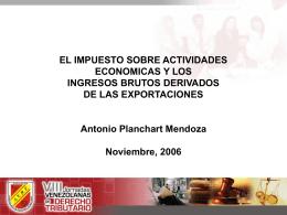 """Bajar presentación en PPT del """"Impuesto a las Activades"""