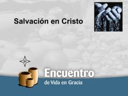 Salvación en Cristo SLIDES