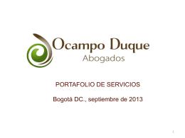gestión predial - logo Ocampo Duque Abogados