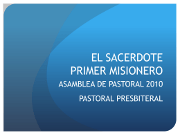 10 Sacerdote Misionero