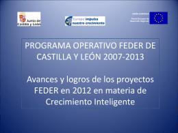 Presentación C.A. Castilla y León