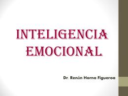 clase 15 Inteligencia Emocional - E