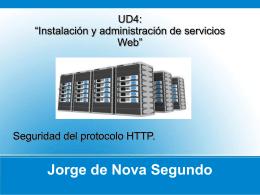 PPT - Sistemas de Red e Información