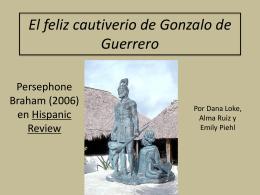 Gonzalo de Guerrero