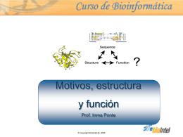 Ejercicio 1 Determinar la predicción de estructura secundaria de las