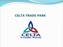 celta trade park 1.qué es celta trade park