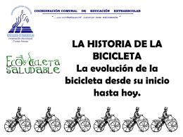 La Historia de la Bicicleta La evolución de la