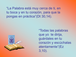 La Biblía