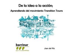 Presentación - Movimiento de Transición