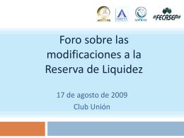 Reserva de Liquidez - solidarismoaspras.com