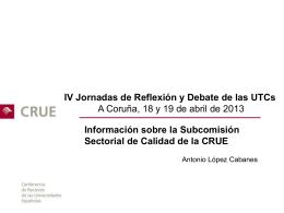 Presentación Antonio López