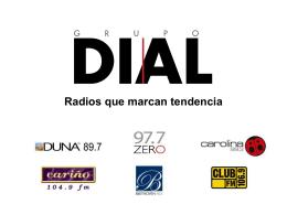 1° Lugar - Grupo Dial