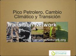 Transicion Ecohabitar - Movimiento de Transición