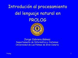 Presentación en PowerPoint del tema de Introducción al