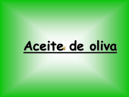 Aceite de oliva - DSpace at Universia