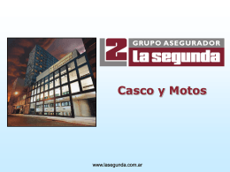 Casco y Motos